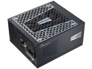 Seasonic PRIME GX-850, 850W 80+ Gold, Full Modular, Fan Control in Fanless, Silent, and Cooling Mode, 12 Year Warranty, Perfect Power Supply for Gaming and High-Performance Systems, SSR-850GD.