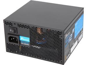 Seasonic S12III 550 SSR-550GB3 550W 80+ Bronze, ATX12V & EPS12V, Direct Output, Smart & Silent Fan Control, 5 yr Warranty Power Supply