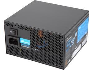 Seasonic S12III 650 SSR-650GB3 650W 80+ Bronze, ATX12V & EPS12V, Direct Output, Smart & Silent Fan Control, 5 yr Warranty Power Supply