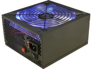 RAIDMAX HYBRID 2 RX-630SS 630W ATX12V V2.2/ EPS12V SLI Ready CrossFire Ready Modular Power Supply, New Version with Build-in LED Fan On/Off Switch