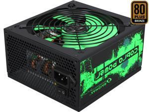 RAIDMAX Cobra RX-700AC-B Continuous 700 watts ATX12V / EPS12V SLI Ready CrossFire Ready 80 PLUS BRONZE Certified Non-Modular Power Supply