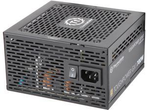 Thermaltake Toughpower GX1 PS-TPD-0700NNFAGU-1 700W ATX 12V v2.4 and EPS v2.92 80 PLUS GOLD Certified Non-Modular Active PFC Power Supply