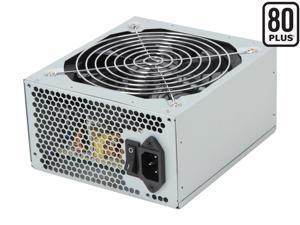 COOLMAX ZX Series ZX-600 600W ATX12V v2.2 / EPS12V v2.91 SLI Ready CrossFire Ready 80 PLUS Certified Active PFC Power Supply