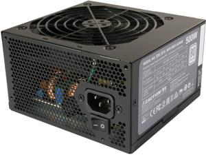 Masterwatt Lite 500W with 80 Plus Certified Power Supply with Full Protections by Cooler Master