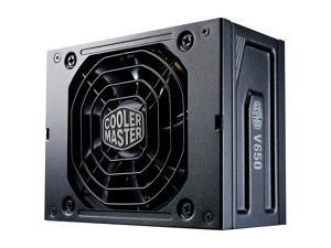 Cooler Master V650 SFX Gold Full Modular, 650W, 80+ Gold Efficiency, ATX Bracket Included, Quiet FDB Fan, SFX Form Factor, 10 Year Warranty