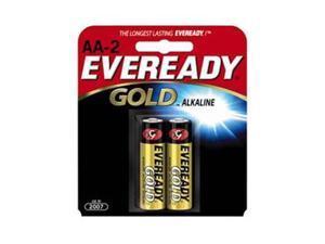 Energizer A91BP-2 2-pack AA Alkaline Batteries