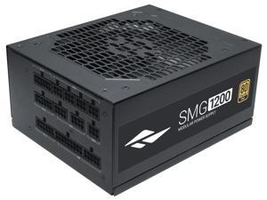 Rosewill SMG1200 80 Plus Gold Certified 1200W Fully Modular Power Supply | ATX, 12V v2.31, EPS 12V v2.92 | 135mm Quiet Fan with FDB | Japanese Capacitors | 5 Year Warranty