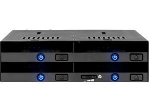 "ICY DOCK MB014SP-B 2.5"" Black SATA III External Enclosure"