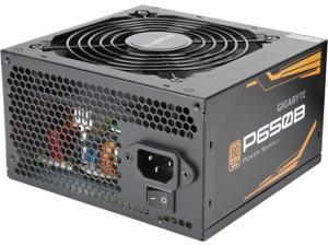 GIGABYTE P650B GP-P650B 650W Intel Form Factor ATX 12V v2.31 80 PLUS BRONZE Certified Non-Modular Active PFC (>0.9 typical) PFC Power Supply