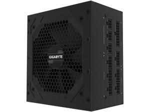GIGABYTE P750GM 750W ATX 12V v2.31 80 PLUS GOLD Certified Full Modular Active PFC Power Supply