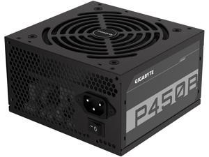 GIGABYTE GP-P450B 450W ATX 12V v2.31 80 PLUS BRONZE Certified Non-Modular Active PFC Power Supply