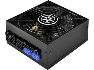 SilverStone SFX Series SST-SX800-LTI 800W SFX-L (Compatible with ATX12V v2.4) 80 PLUS TITANIUM Certified Active PFC Power Supply