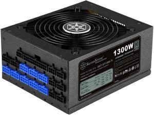 SilverStone SST-ST1300-TI 1300W ATX12V 80 PLUS TITANIUM Certified Active PFC Power Supply