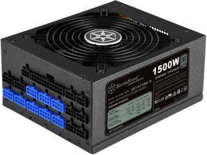 SilverStone PS-ST1500-TI 1500W ATX12V 80 PLUS TITANIUM Certified Active PFC Power Supply