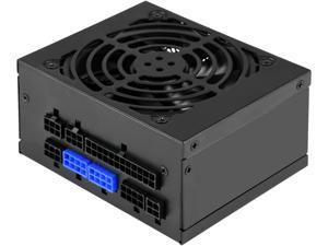 SilverStone SST-SX500-G 500W SFX 80 PLUS GOLD Certified Full Modular Active PFC (PF>0.9 at full load) PFC Power Supply
