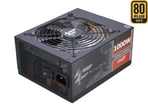 PC Power & Cooling Fatal1ty Gaming Series 1000 Watt 80+ Gold Semi-Modular Active PFC Performance Grade ATX PC Power Supply (OCZ-FTY1000W)