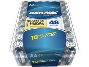 Rayovac 815-48PPTF 48-pack AA Alkaline Batteries