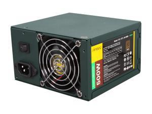 Antec EarthWatts EA-500D Green 500W ATX12V v2.3 / EPS12V 80 PLUS BRONZE Certified Active PFC Power Supply