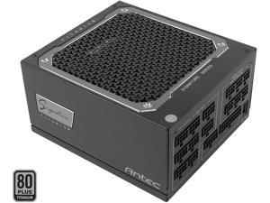 Antec Signature Series ST1000, 80 PLUS Titanium Certified, 1000W Full Modular with OC Link Feature, PhaseWave Design, Full Top-Grade Japanese Caps, Zero RPM Mode, 135 mm FDB Silence & 10-Year Warranty