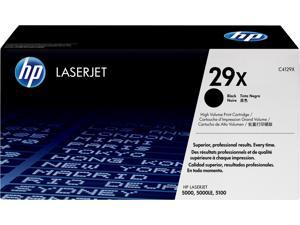 HP 29X High Yield LaserJet Toner Cartridge - Black
