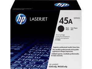 HP 45A LaserJet Toner Cartridge - Black
