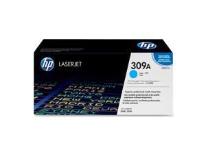 HP 309A Cyan LaserJet Toner Cartridge (Q2671A)