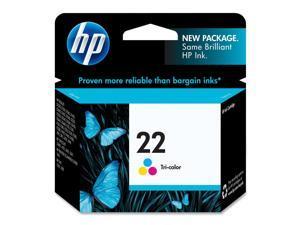 HP 22 Ink Cartridge - Cyan/Magenta/Yellow
