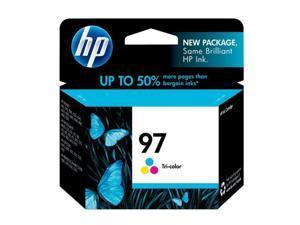 HP 97 Ink Cartridge - Cyan / Magenta / Yellow