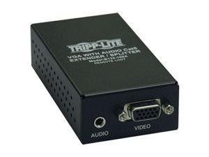 Tripp Lite VGA + Audio over Cat5 Receiver B132-100A