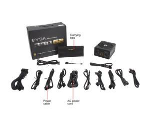EVGA SuperNOVA 850 G2 220-G2-0850-XR 80+ GOLD 850W Fully Modular EVGA ECO Mode Includes FREE Power On Self Tester Power Supply