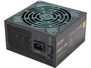 EVGA SuperNOVA 650 G5, 80 Plus Gold 650W, Fully Modular, Eco Mode with FDB Fan, 10 Year Warranty, Includes Power ON Self Tester, Compact 150mm Size, Power Supply 220-G5-0650-X1