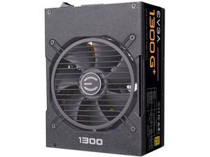 EVGA SuperNOVA 1300 G+, 80+ GOLD 1300W, Fully Modular, 10 Year Warranty, Includes FREE Power On Self Tester, Power Supply - 220-GP-1300-X1