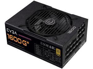 EVGA SuperNOVA 1600 G+, 80+ GOLD 1600W, Fully Modular, 10 Year Warranty, Includes FREE Power On Self Tester, Power Supply - 220-GP-1600-X1