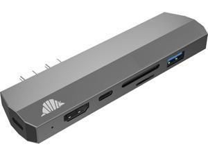 intelliArmor LynkHUB IA-UCHD HD 7 in 1 USB C Hub