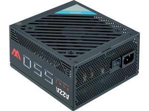 AZZA PSAZ-550W 550W Intel ATX12V 80 PLUS BRONZE Certified Power Supply