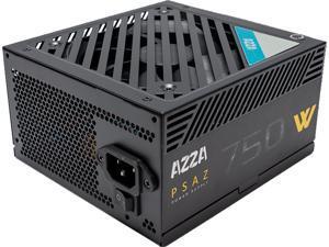 AZZA PSAZ-750W 750W ATX 80 PLUS BRONZE Certified Non-Modular Power Supply