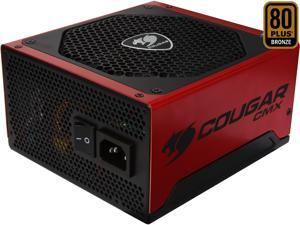 COUGAR CMX Series CMX1200V3 1200W ATX SLI Ready CrossFire Ready 80 PLUS BRONZE Certified Modular Active PFC Power Supply