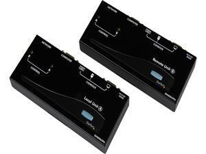 StarTech.com SV565UTPU USB VGA KVM Console Extender over CAT5 UTP (500 ft)