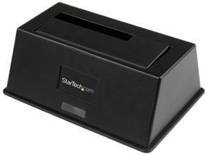 "StarTech.com USB 3.0 SATA III Hard Drive Docking Station SSD / HDD with UASP - 2.5/3.5"" USB 3.0 SATA I/II/III SSD / HDD Dock with UASP"