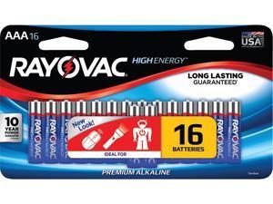 Rayovac 824-16LTJ AAA Alkaline Batteries (16 pk)