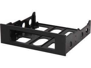 """Nippon Labs HDB-5250 3.5"""" HDD Plastic Bracket Black Color"""