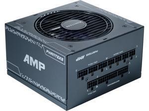 Phanteks AMP Series 550W 80PLUS Gold, ATX Power Supply, Fully Modular, Hybrid Mode, Silent fan, Revolt PRO LINK Certified