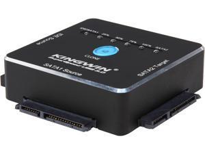 "KINGWIN USI-2535CLU3 USB3.0 To 2.5""/3.5"" SATA & IDE HDD Standalone One Touch Clone Adaptor"
