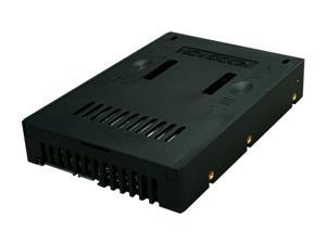 "ICY DOCK 2.5"" to 3.5"" SAS / SATA HDD & SSD Converter / Mount / Kit / Adapter - EZConvert MB882SP-1S-2B"