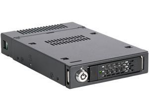 "ICY DOCK ToughArmor MB601VK-1B 2.5"" U.2 NVMe SSD Mobile Rack for External 3.5"" Drive Bay"