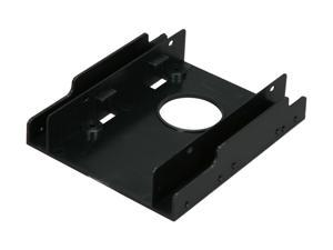 "Rosewill RX-C200P 2.5"" SSD / HDD Plastic Mounting Kit for 3.5"" Drive Bay"