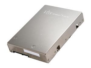 """SilverStone SDP09 6Gbps 2.5"""" SATA HDD/SSD adapter for 3.5"""" hot-swappable drive bays, Nickel"""