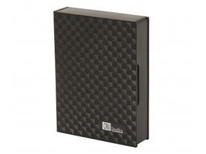 "WiebeTech 3851-0000-09 DriveBox Anti-Static Drive Case for bare 3.5"" drives"