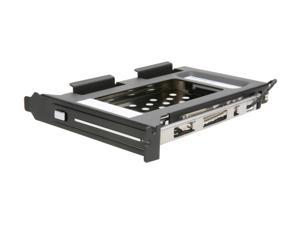 StarTech S25SLOTR 2.5in SATA Removable Hard Drive Bay for PC Expansion Slot