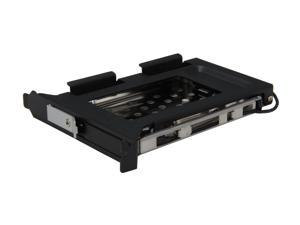 "SYBA SY-MRA25023 Back Panel Slot Mount Mobile Rack for 2.5"" Laptop Size SATA HDD / SSD"